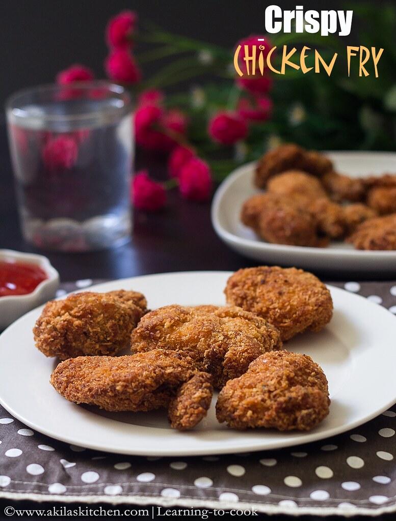 how to make crispy chicken