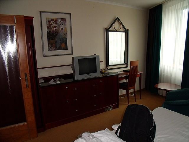 Schlafzimmer Hotel Lafonte