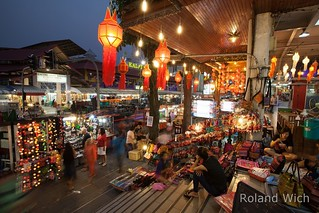 Chiang Mai - Night Bazaar