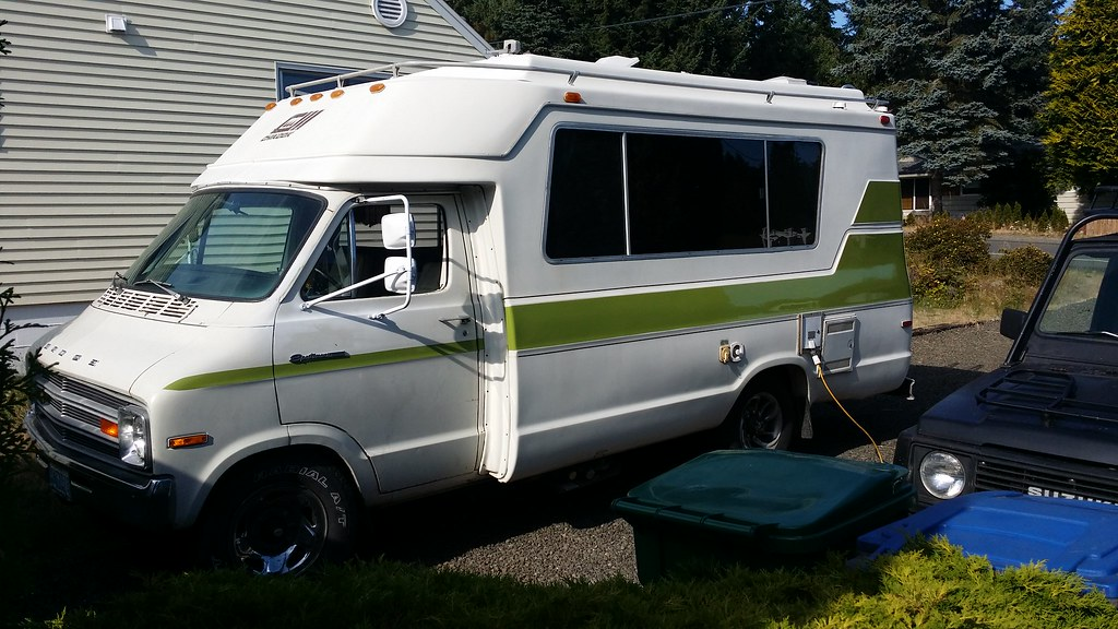 RV Net Open Roads Forum: How many of us are there? Owners of Dodge