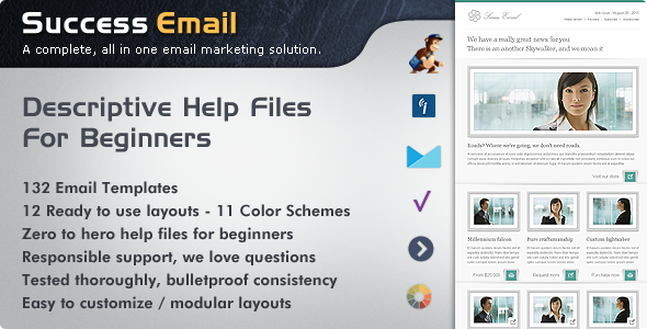 html-email-newsletter-template