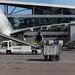 Finnair Aeroplane at Helsinki Airport