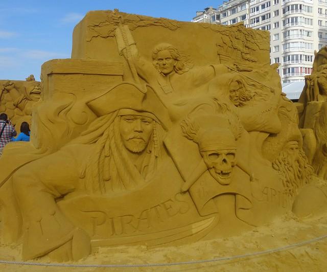 Sculpures sur sable Disney - News Touquet p.1 ! 14953763071_5cdae6ee94_z