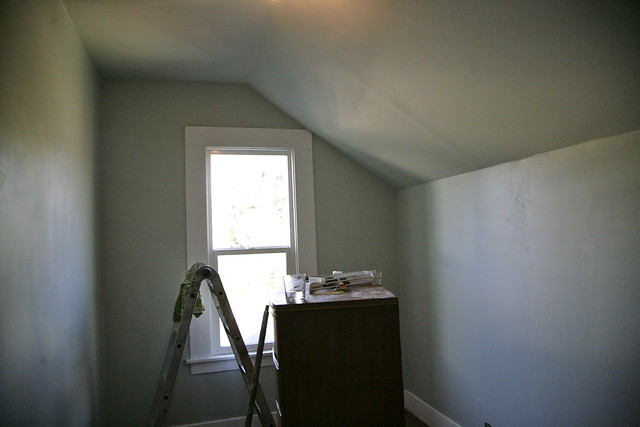 Kids' room - painted!
