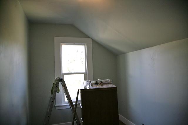 Kids' room - painted!