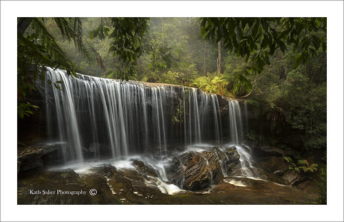 longexposure water waterfall rainforest rocks ferns centralcoast filters somersbyfalls kathsalier