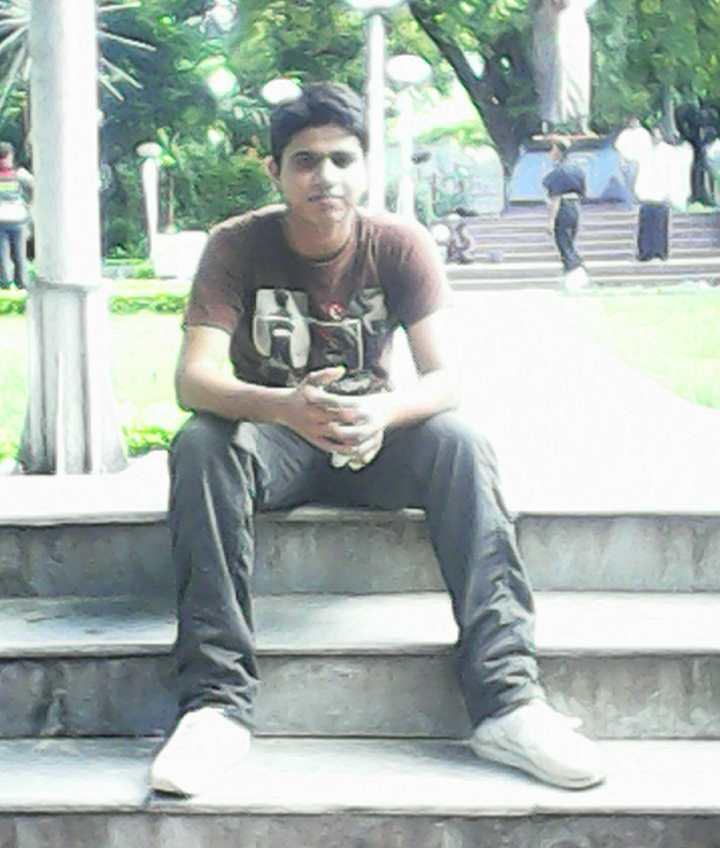 CAPF Topper Mohit Kumar Yadav