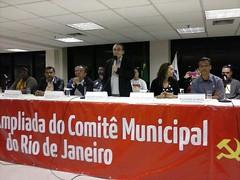 Plenária do PCdoB RJ