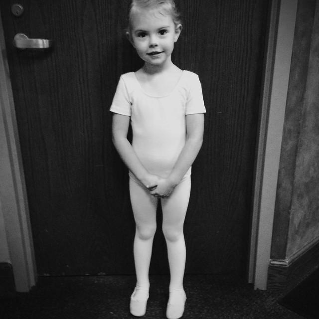 new ballet class