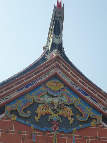 Taiwan-Kinmen Nord-ouest-Beishan Village (11)