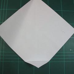 วิธีพับกระดาษเป็นรูปนกแก้ว (Origami Parrot) 003
