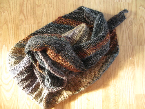 Sand and Stones Scarf