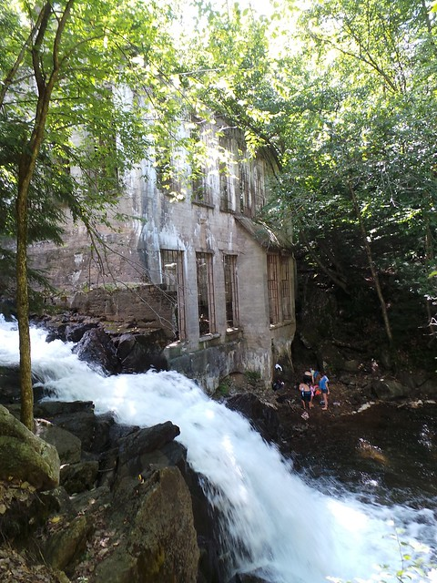 Carbide Willson Ruins, Gatineau Park