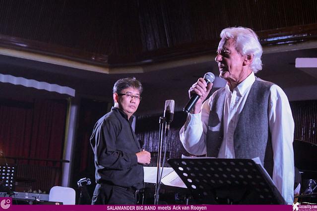 Salamander Big Band meets Ack van Rooyen 2014 (5)