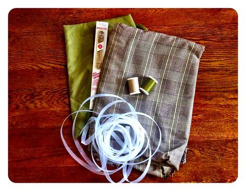 Circle Skirt Materials