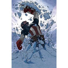 Captain America by Adam Hughes. #comics #comicbooks