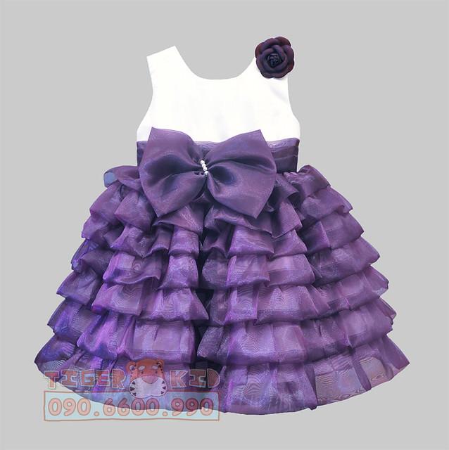 Quần áo trẻ em, bodysuit, Carter, đầm bé gái cao cấp, quần áo trẻ em nhập khẩu, M190 Đầm dạ hội cao cấp dành cho bé gái (+15k)