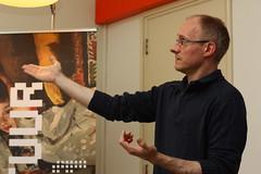 Ernst Dommershuijzen pitcht Virtueel Museum