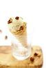 Glace vanille noix de pécan