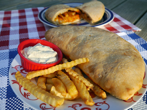 Carbs & Rec - French Fry Calzones With Ranch (0017)