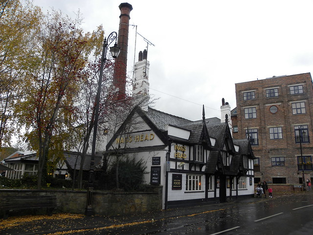 Wrexham Town Centre Conservation Area