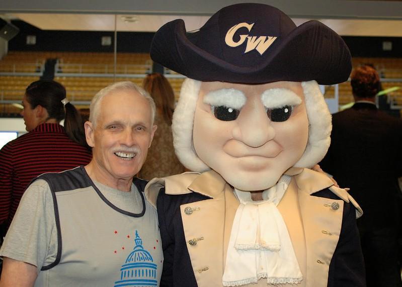 GW mascot