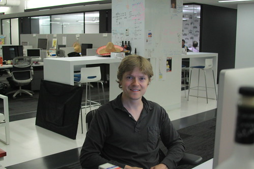 Peter Gram, GIlt Senior Software Engineer