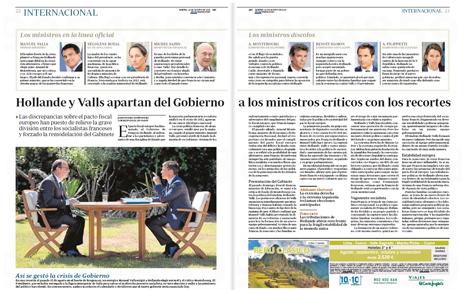 14h26 Gran crisis gobierno