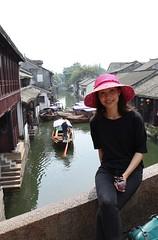 Cheryl Marie Cordeiro | Zhouzhuang