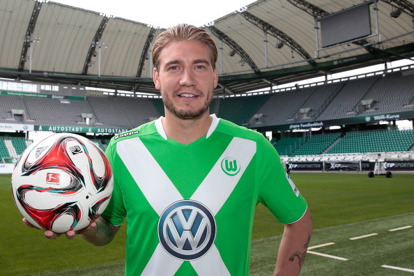 Nicklas Bendtner by sbobet