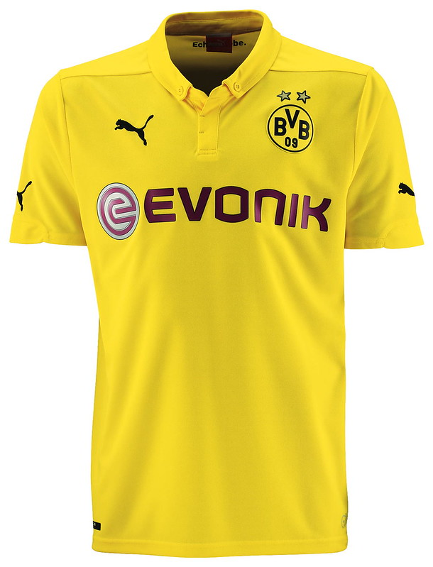 Borussia Dortmund Champions League Kit
