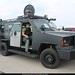 Small photo of Cuyahoga County Sheriff SWAT Lenco Armored Truck