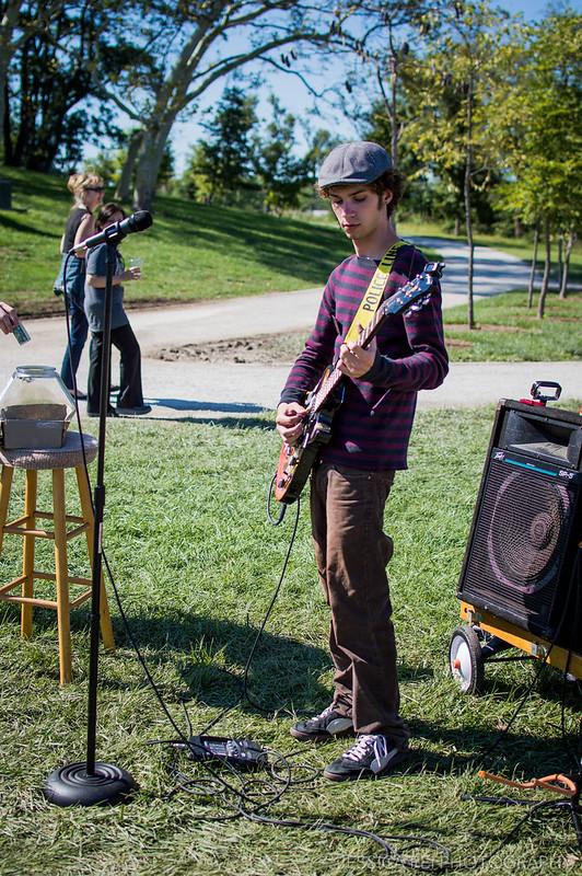 guitar musician st louis world's fare