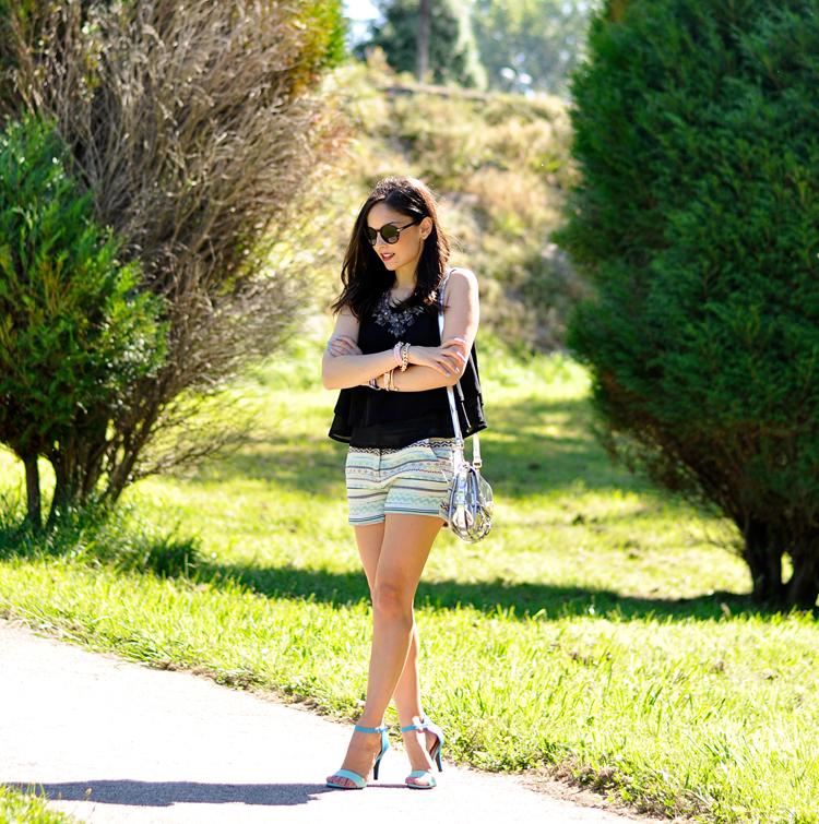 Mint Shorts_09