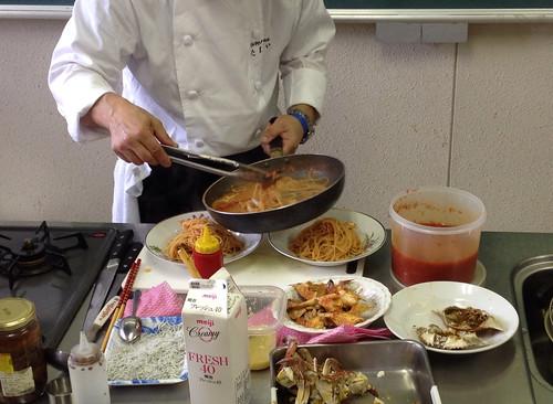 料理講習会