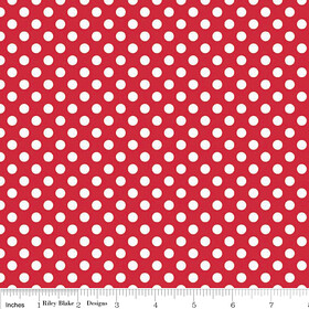rn red small dots
