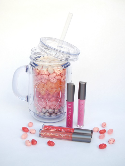 Vasanti-Cosmetics-LipShine-Giveaway, vasanti cosmetics lipshines, lip glosses, Canadian brand