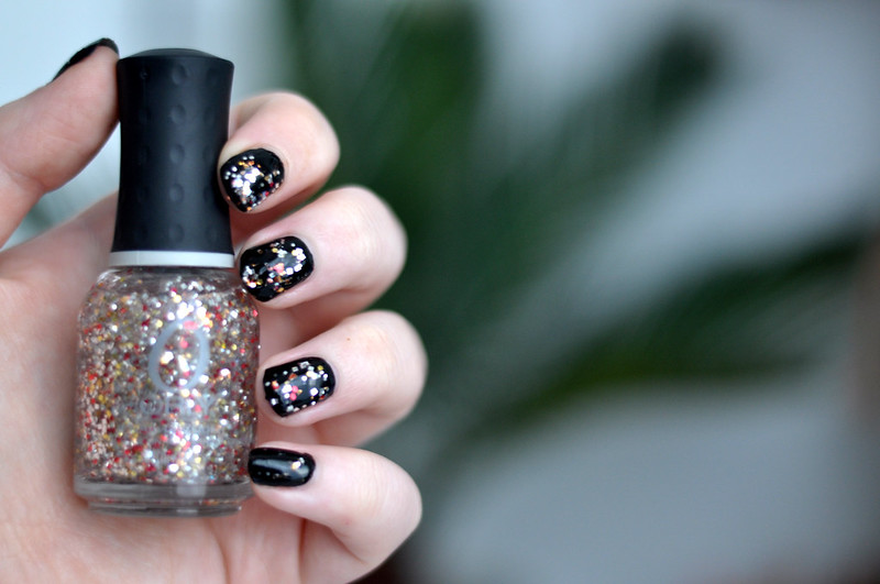notd orly its a meteror nail polish rottenotter rotten otter blog