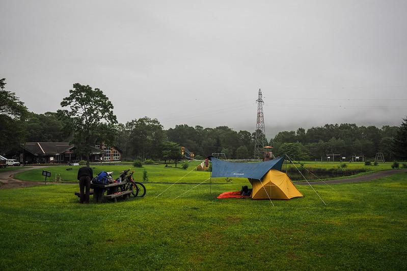 Akan Nature Recreation Campground (Akan, Hokkaido, Japan) | 阿寒自然休養村野営場