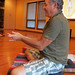 How To See Auras: Paul Demonstrating a Distance-Healing Mudra