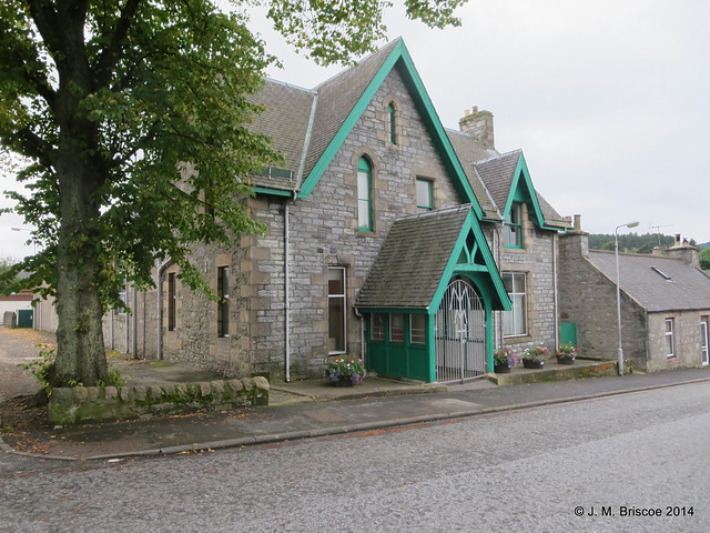 Mortlach Memorial Hall, Albert Place, Dufftown