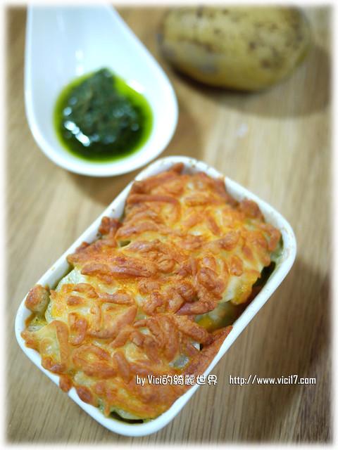 0911青醬焗馬鈴薯千層20