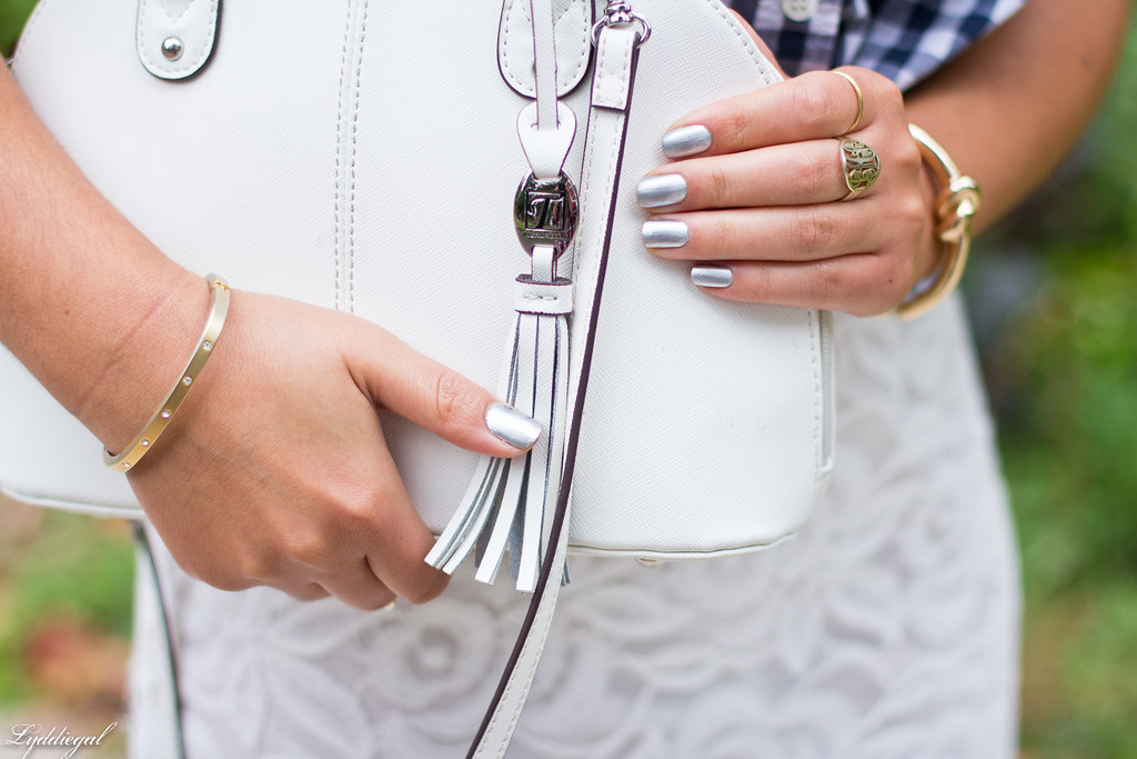 Lace skirt, gingham shirt, cherry pumps-7.jpg