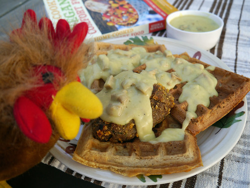 Waffle Wednesday - Chick' N' Waffles Party (0022)