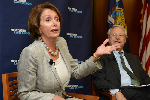 Sidney Shainwald Public Interest Lecture with Nancy Pelosi