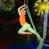 Saudade é...  #aerialist #aerialsilks #tecidoacrobatico #tecidoaéreo #circoetereo #circus #circo #aerialsilk #usaerial #acrobata