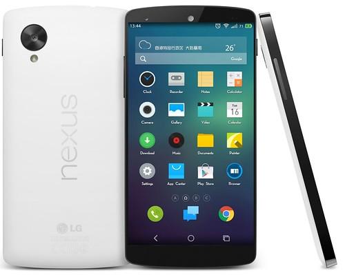 Flyme OS для Nexus 5