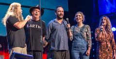 Jamey Johnson, Neil Young, Dave Matthews Alison Krauss, and Margo Price