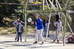 Charla de Futbol Esc Gaston Ossa