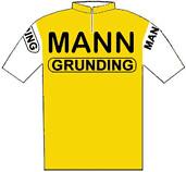 Mann - Giro d'Italia 1966